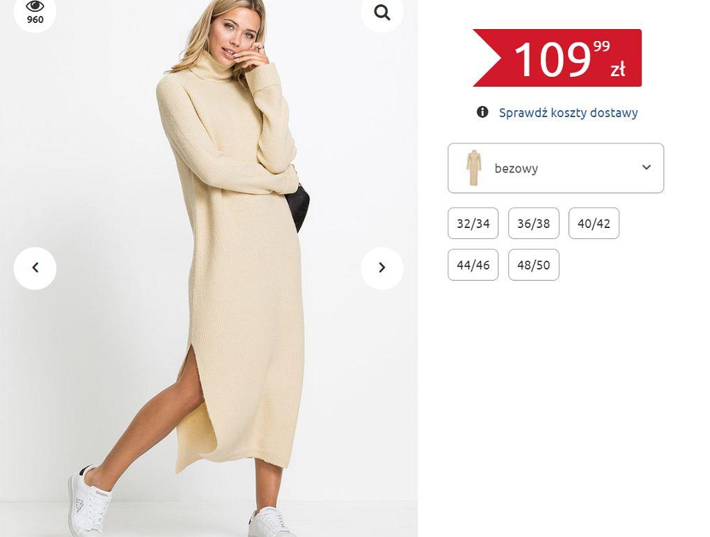 Sukienka Bonrpix