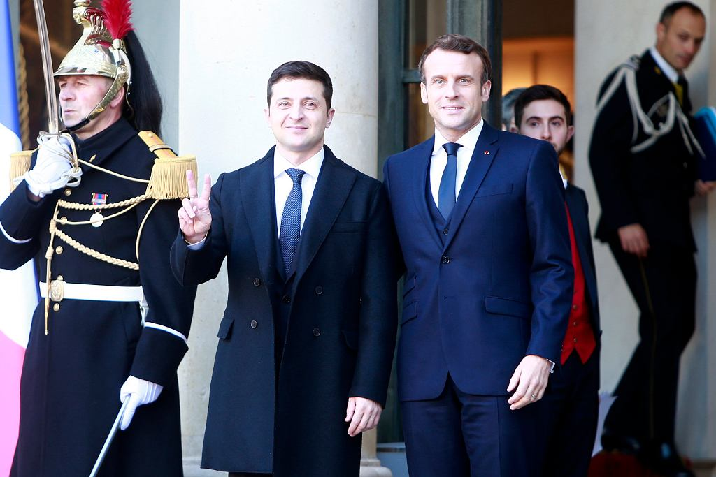 France Ukraine Peace Talks