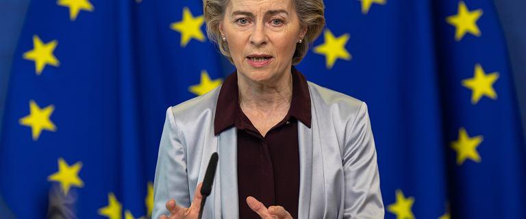 Ursula von der Leyen odniosła się do mechanizmu praworządności