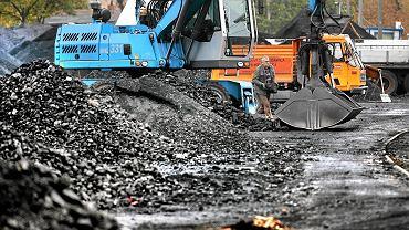 Skład węgla na Grunwaldzkiej w Bydgoszczy