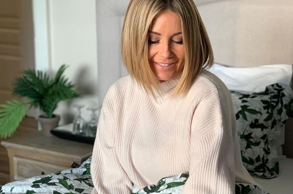 Małgorzata Rozenek pokazała zdjęcia z ciążowym brzuchem