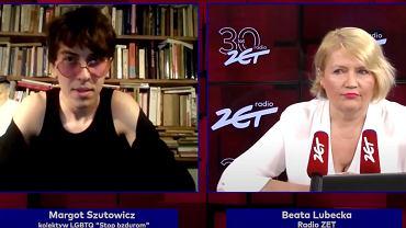 Wywiad Beaty Lubeckiej z Margot