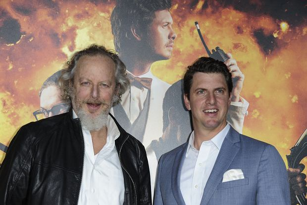 Film Premiere of Game Over, Man! - Arrivals Featuring: Daniel Stern, Henry Stern Where: Los Angeles, California, United States When: 21 Mar 2018 Cre...