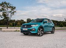 Opinie Moto.pl: Volkswagen T-Cross - te same samochody, a prawie 30 tysięcy róznicy. Którego wybrać?