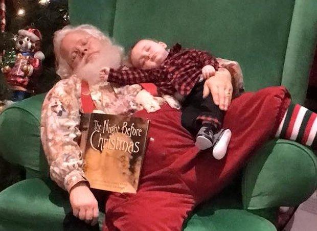 Zeke i Mikołaj