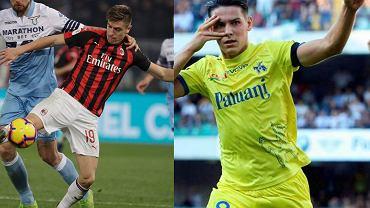 ChievoVerona - AC Milan. Gdzie obejrzeć polski mecz w Serie A?