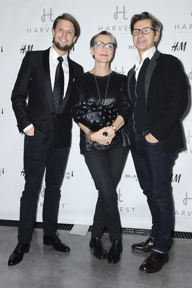 Krzysztof Łoszewski, Joanna Klimas i Michał Marciniak (fot. Viphoto/EastNews)