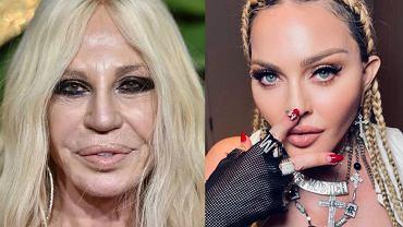 Madonna, Donatella Versace