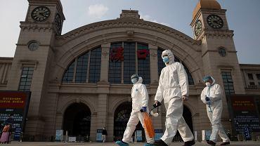 Epidemia koronawirusa w Wuhanie