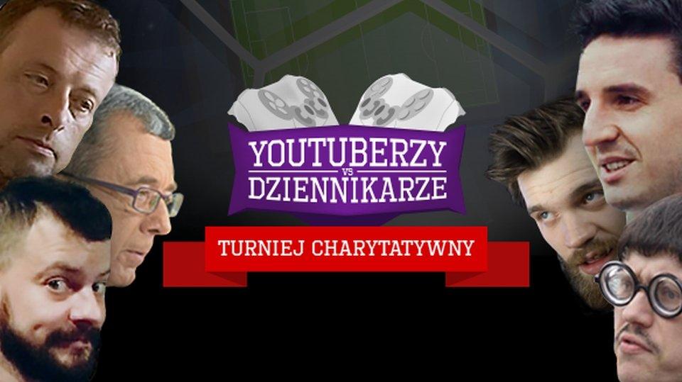 Turniej charytatywny w FIFA 16: Dziennikarze vs Youtuberzy
