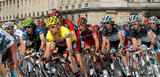 Tour de France 2011. Fot. Christophe Ena AP