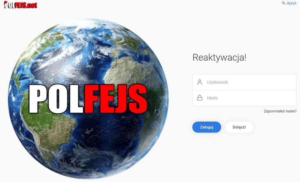 Polfejs