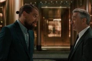 Leonardo DiCaprio i Robert De Niro
