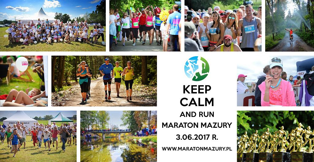 3 czerwca 2017 roku już po raz szósty biegacze spróbują swoich sił podczas Maratonu Mazury oraz Biegu Szlakiem Krutyni w Gałkowie.