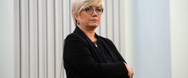 Prezes TK Julia Przyłębska otrzymała nagrodę. Za wyrok w sprawie aborcji