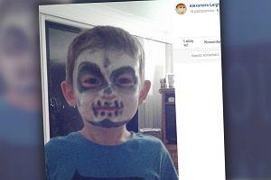 """Przebranie na Halloween okazało się niebezpieczne. Mama: """"Piszę o tym, żeby ostrzec innych rodziców"""""""