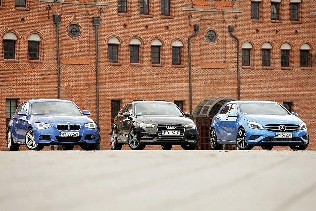 Audi A3_BMW serii 1_Mercedes klasy A