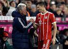 Jupp Heynckes: Robert Lewandowski powinien zagrać z Borussią Dortmund