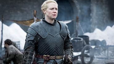 Gra o tron - na zdjęciu Gwendoline Christie jako Brienne z Tharthu