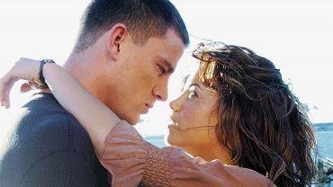 Channing Tatum i Jenna Dewan, kadr z filmy 'Step up' reż. Anne Fletcher