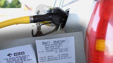 Ceny paliw w Polsce i Niemczech
