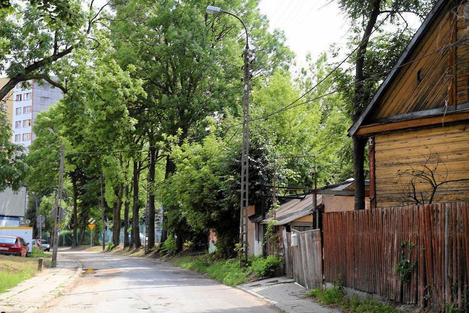 Bojary, ulica Skorupska