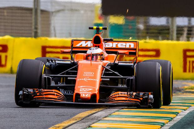 Bolid McLarena 2017