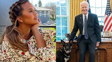 Chrissy Teigen, Joe Biden