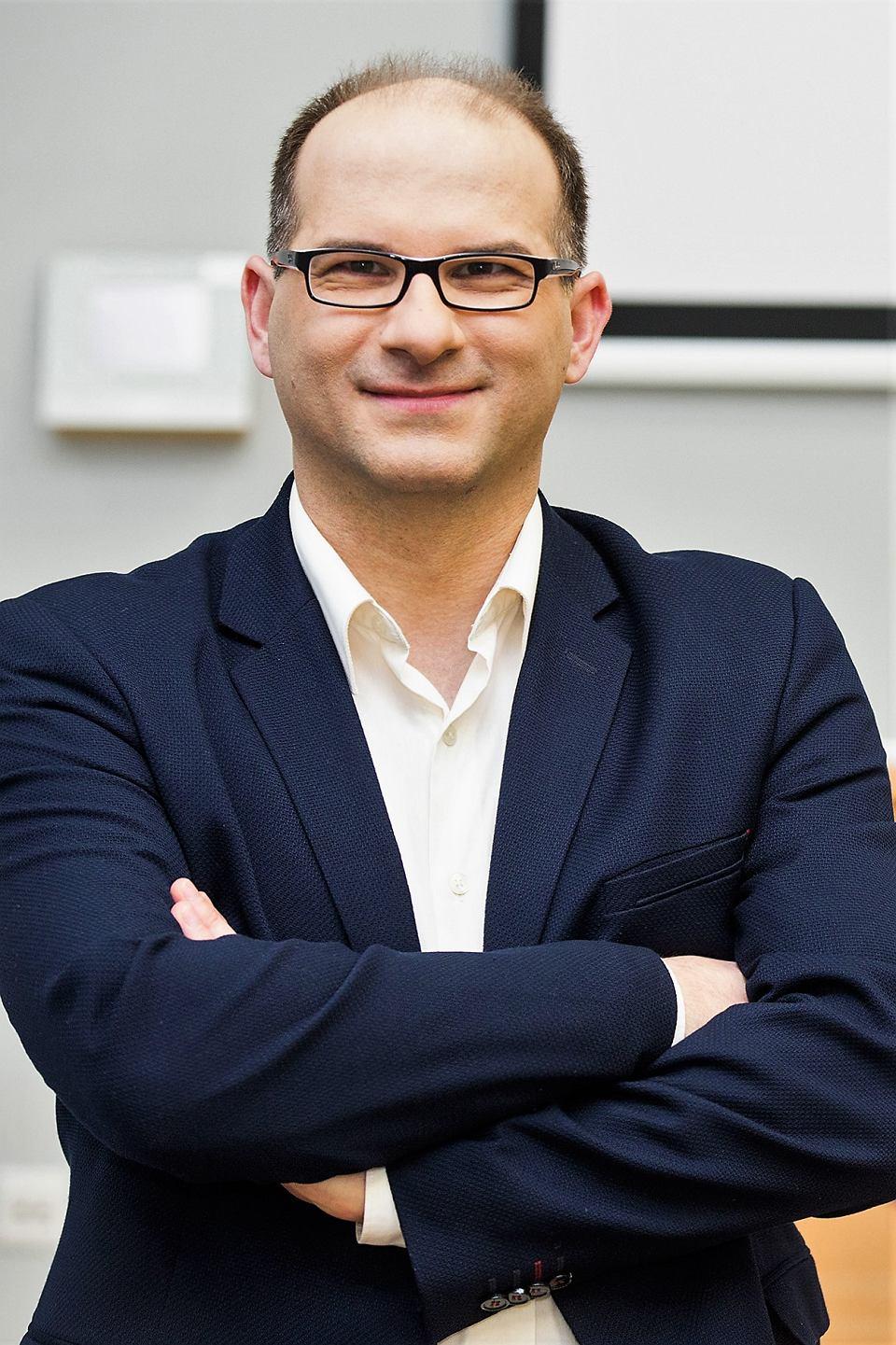 Grzegorz Rippel - właściciel polskiej firmy Illustro