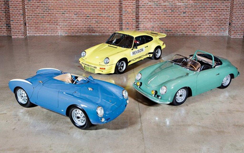 Porsche z kolekcji Jerry'ego Seinfelda trafią na aukcje