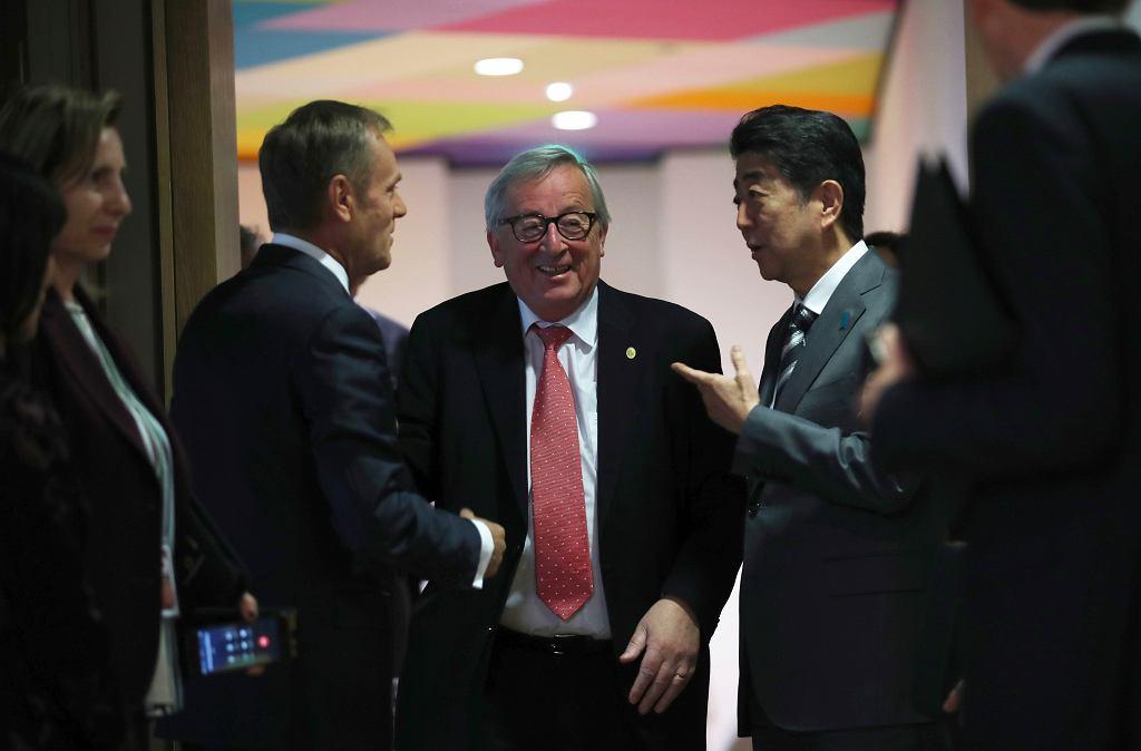 Belgium EU Japan