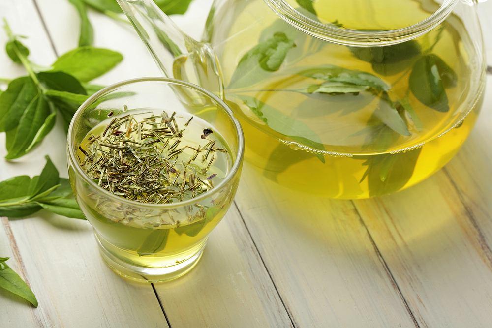 Zielona herbata już od tysięcy lat stosowana jest jako napój prozdrowotny