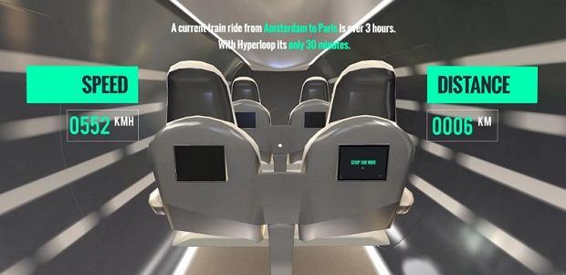 HyperloopVR