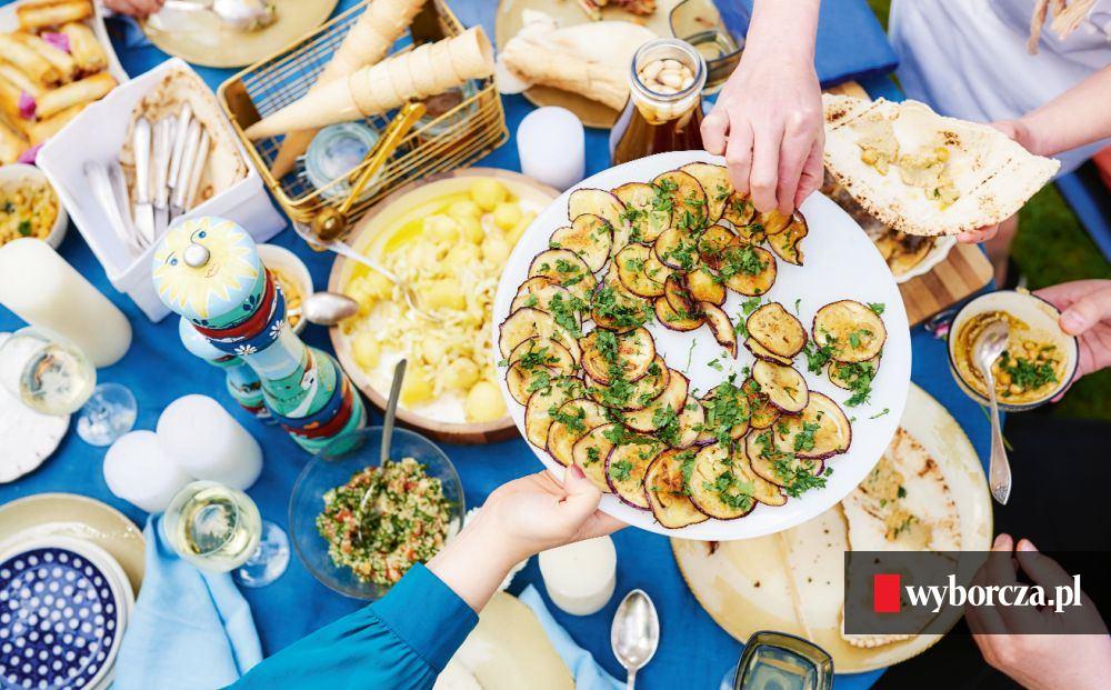 Piknik U Samar Kuchnia Libańska
