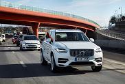 Testy autonomicznego samochodu Volvo