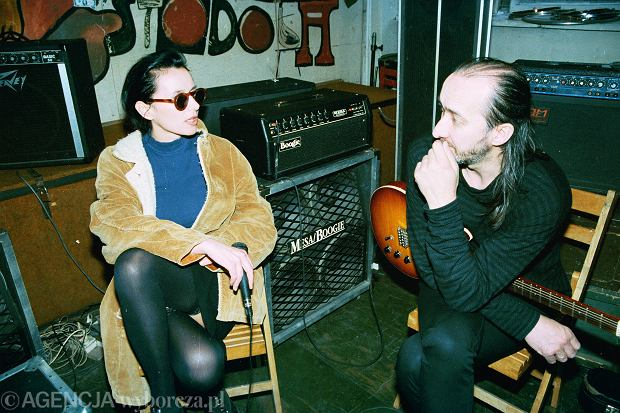 Kora, Marek Jackowski 1989 r.