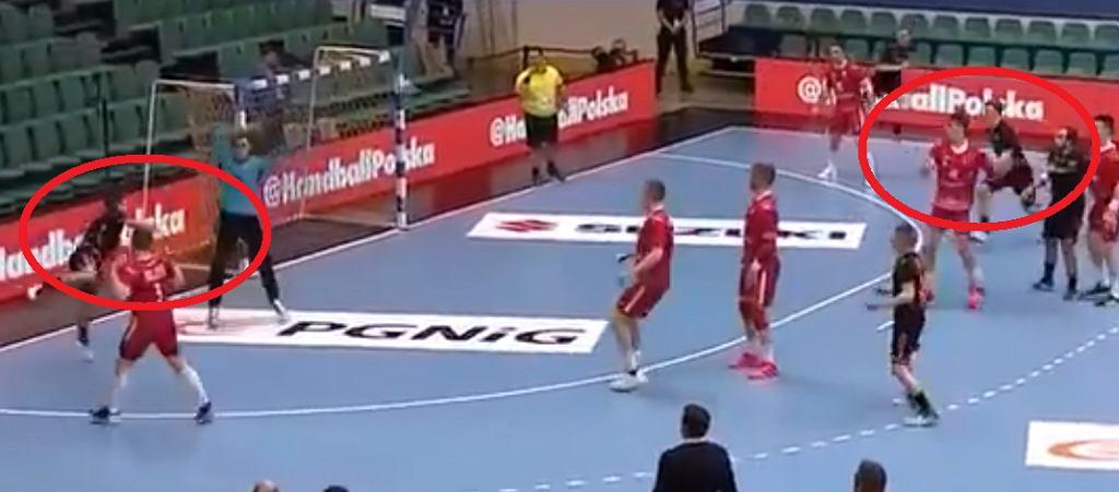 Holandia zdobywa bramkę przeciwko Polsce