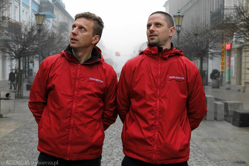 Michał Stańczak i Paweł Lorenz