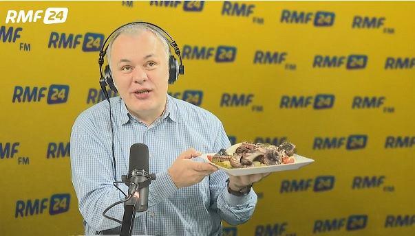 Ośmiorniczki w radiu