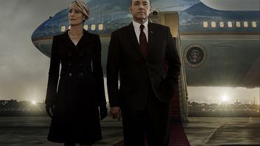 """""""House of Cards"""" wpisuje się w głębsze, nieuświadomione współczesne zagrożenia - mówi Agnieszka Holland"""