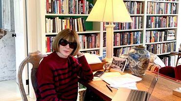 Anna Wintour / instagram.com/voguemagazine