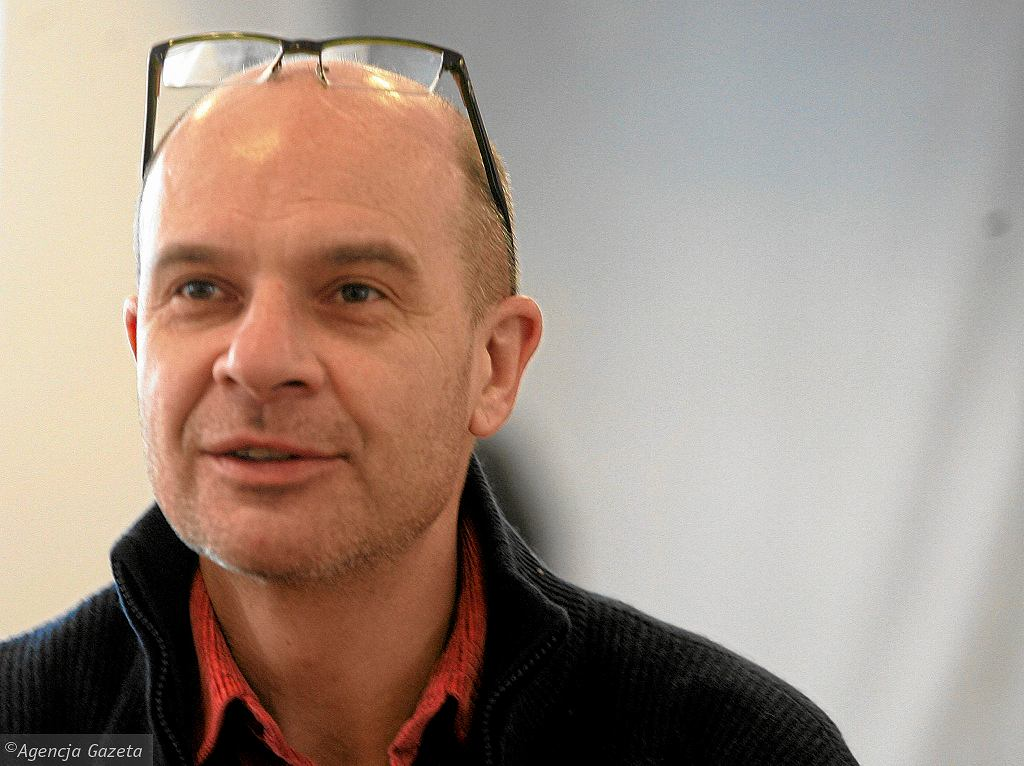 Piotr Cieplak / PRZEMEK WIERZCHOWSKI