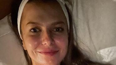 Anna Lewandowska śpi z córką. 'Asertywność dzieciaków zazwyczaj wygrywa'