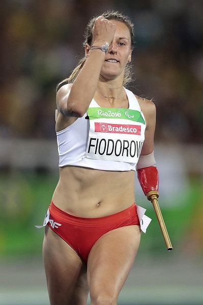 Kolejny medal dla Polski w biegu na 100 metrów. Alicja Fiodorow na podium