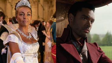 'Bridgertonowie' Lady Danbury ujawnia szczegóły odejścia z serialu księcia Hastings