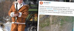 Na Krymie powstał rosyjski obóz wojskowy. Dziennikarze odkryli go na zdjęciach satelitarnych