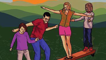 Odpuszczając dziecku obowiązki domowe, odbieramy mu poczucie bycia potrzebnym