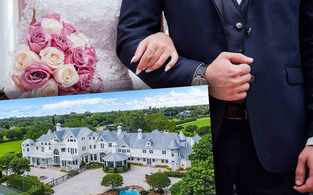 Para postanowiła zorganizować ślub marzeń w nieswoim domu