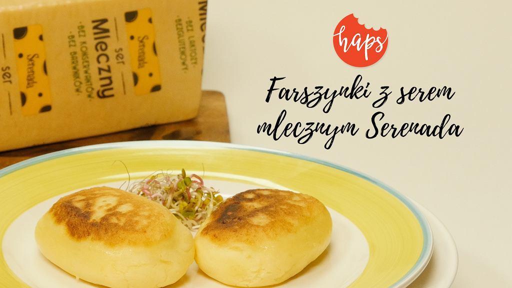 Farszynki z serem