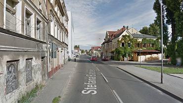 Zielona Góra, ul. Stefana Batorego. Zdjęcie ilustracyjne